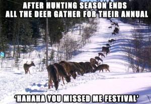 Deer hunting, buck hunting, elk hunting, moose hunting